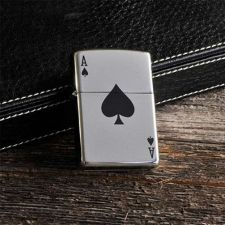 Buy Zippo Aces Lighter- Free Engraving
