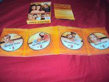 Buy DAWSON'S CREEK THIRD SEASON 3 DVD 4 DISCS BOX ART INSERT & ART CASE VG TO NRMNT