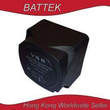 Buy Voltage Sensitive Relay Smart Battery Isolator 12V 140A Double Battery Caravan