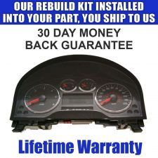 Buy 04 05 06 07 FORD FREESTAR CLUSTER SPEEDOMETER REPAIR SERVICE READ LISTING