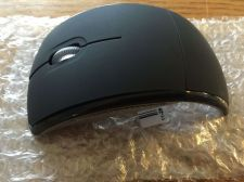 Buy Arch Style Compact Wireless Mouse 2.4 GHz, 3 button/wheel - fast USA shipping