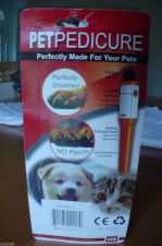 Buy PEDIPAWS SCARE YOUR PET? PETPEDICURE MADE SPECIALLY FOR SMALL DOGS AND CATS