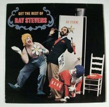 Buy RAY STEVENS ~ Get The Best of Ray Stevens 1987 Rock / Comic Double LP