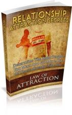 Buy Relationship Attraction Secrets Ebook + 10 Free eBooks With Resell rights (PDF)
