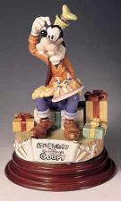 Buy Goofy 60th Birthday Capodimonte Disney Laurenz C.O.A. Original Box