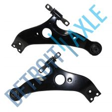 Buy Pair of 2 NEW Front Lower Control Arm Assembly Set w/o Ball Joint