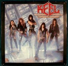 """Buy KEEL """" Keel """" 1987 Metal LP"""