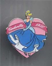 Buy Disney Cinderella Princess dated 1950 retired Pin/Pins
