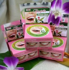 Buy 3x Rasyan Herbal Clove Toothpaste Anti Bad Breath Whitening Muay Thai Free Ship