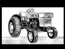 Buy KUBOTA L175 T F PARTS MANUAL & L-175 Tractor Operations Owners & Parts List info