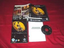 Buy CATWOMAN GameCube & Wii DISC MANUAL ART & CASE VG TO NRMNT SHIPS SAME DAY / NEXT