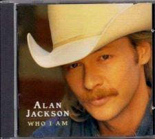 "Buy ALAN JACKSON ~ "" Who I Am "" Country CD"