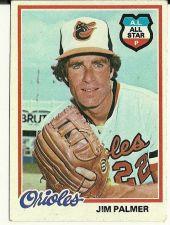 Buy 1978 Topps Set Break #160 Jim Palmer