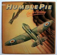 Buy HUMBLE PIE ~ On To Victory 1980 Rock LP
