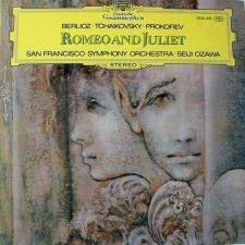 Buy ROMEO and JULIET ~ Berlioz / Tchaikovsky / Prokofiev Classical LP