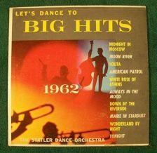 Buy LET'S DANCE TO BIG HITS ~ 1962 / Statler Dance Orchestra Pop LP