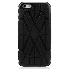 Buy iPhone 6 Plus Spider Series Plastic TPU Combination Case (Black)