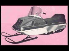 Buy VIKING 1969-1974 SNOWMOBILE MANUALs 210pg Vagabond Voyageur Vanquisher Service