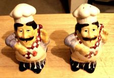 Buy Twin Chef - Salt and Pepper Shakers
