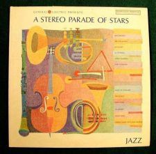 Buy A STEREO PARADE OF STARS Jazz LP Brown ~ Davis ~ Brubeck ~ Hampton ~ Basie +