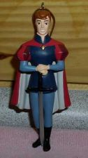 Buy Disney Sleeping Beauty Prince Phillip Ornament 4 inches tall