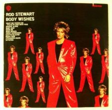 Buy ROD STEWART ~ Body Wishes 1983 Rock LP