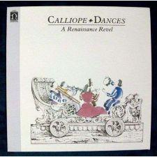 Buy CALLIOPE ~ DANCES A Renaissance Revel. 1982 Classical LP