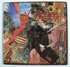 Buy SANTANA ~ Abraxas 1970 Rock LP