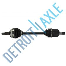 Buy FRONT DRIVER SIDE1998-2002 ACCORD CV DRIVE SHAFT ABS auto trans