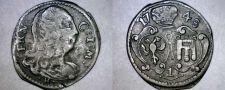 Buy 1748-H German States Montfort 1 Kreuzer World Coin