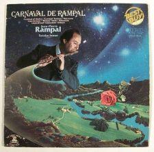 Buy CARNAVAL DE RAMPAL ~ Jean-Pierre Rampal, flutist Futaba Inoue, piano LP