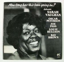Buy OSCAR PETERSON ~ JOE PASS ~ SARAH VAUGHAN ~ LOUIE BELLSON 1978 Jazz LP