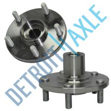 Buy Pair of Detroit Axle Wheel Hub Bearing Assemblies - No ABS (Front Left & Right)