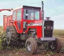 Buy MASSEY FERGUSON MF 1105 1135 1155 TRACTOR MANUAL for Service Maintenance Repair