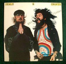 Buy SEALS & CROFTS ~ Get Closer 1976 Pop Rock LP