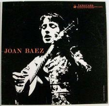 """Buy JOAN BAEZ ~ """" Joan Baez """" 1960 Folk/Pop LP"""