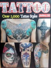 Buy TATTOO GALLERY COLLECTIBLE GUIDE LIFESTYLE BODY ART MAGAZINE VOL#52