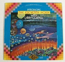 Buy Introducing THE ELEVENTH HOUSE With LARRY CORYELL 1974 Jazz LP