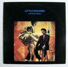 "Buy LITTLE RICHARD "" Lifetime Friend "" 1986 Rock LP"