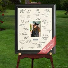 Buy Graduation /Wedding/ Birthday/Baby Frame Celebration Signature Mat - 5 Choices
