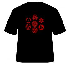 Buy Eternal Mangekyou Sharingan Shirt S to XL