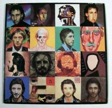Buy THE WHO ~ Face Dances 1981 Rock LP Includes great poster