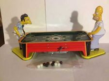 Buy The Simpsons Pool Game Moe's Tavern in the original box never played with