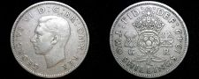 Buy 1949 2 Shilling Coin Florin Great Britain UK England
