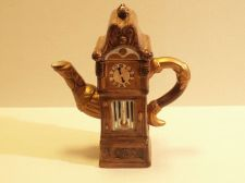 Buy Clock Teapot - Really Cute