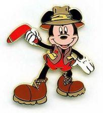 Buy Disneyland Mickey Mouse Australian DLR pin/pins