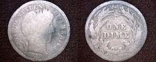 Buy 1909-P Barber Dime Silver