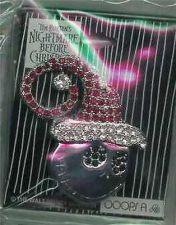 Buy Nightmare Before Christmas NMBC Jack Santa Jeweled Brooch Pin/Pins