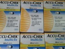 Buy Accu chek Multclix (6boxes) 100 +2 exp 2015