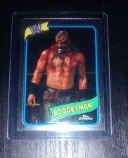 Buy 2008 Topps Chrome #21 BOOGEYMAN Grade 10 WWF WWE ECW WCW TNA